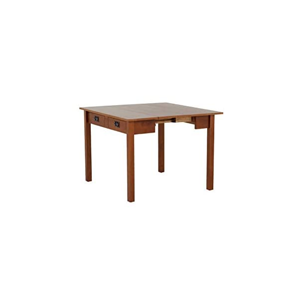 Stakmore Traditional Expanding Table, Fruitwood Frame
