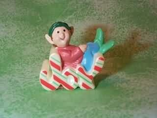 Hallmark Merry Miniature Joy Elf