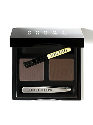 Bobbi Brown Brow Kit, No. 02 Saddle and Mahogany, 0.1 Ounce (Have Brows For Kit Must)