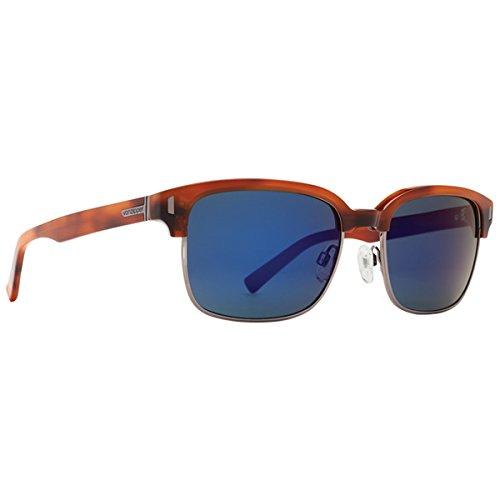 VonZipper Adults Mayfield Sunglasses, Havana Tort/Vintage Grey Lens One - Sunglasses Farva