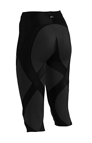 CW-X - Culotte para mujer, color negro negro