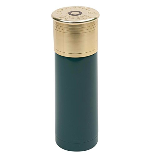 Stansport 12 Gauge Shotshell Thermo Bottle 25-Ounce - Green