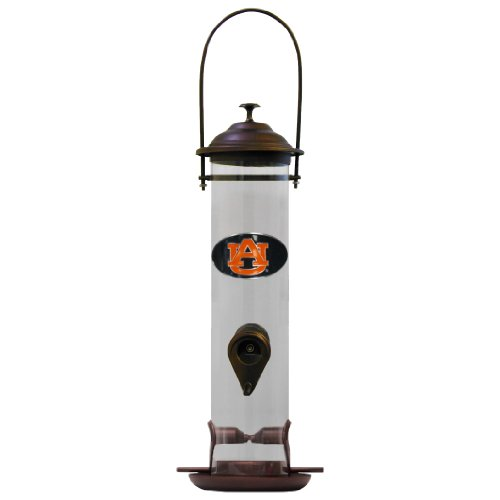 Siskiyou NCAA Auburn Tigers Bird Feeder