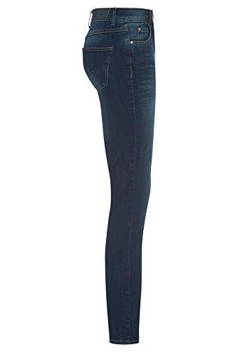 blau Mid Wash Blue Jeans Cecil Used Donna Ofqa8qg