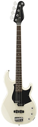 Yamaha BB234 Guitar Vintage White