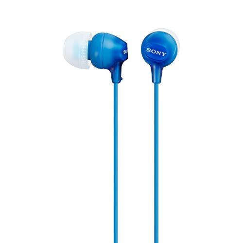 - Sony MDREX15LP/L In-Ear Headphone (Blue)