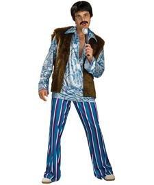 Rubie's Costume Co. Men's Rock Star Guy Costume, As Shown, Standard (Easy Rock Star Halloween Costumes)