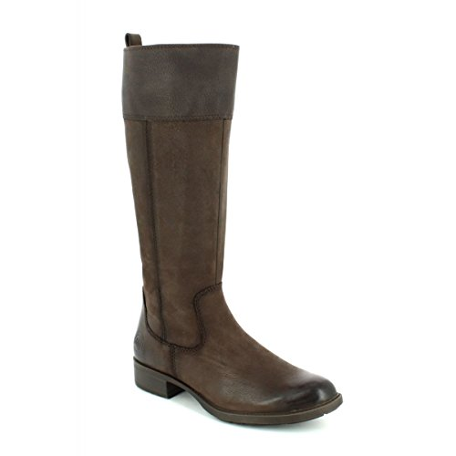 Marco Tozzi 25616-325 Filago Brown Womens Knee-High Boots MOCCA ANT.COMB