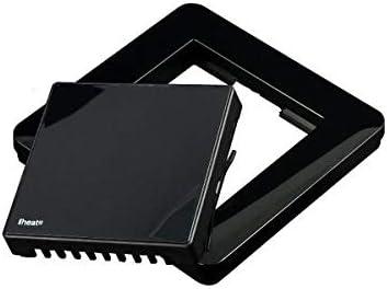 Rahmen + Front f/ür Z-TRM2fx Heatit Kunststoff-Set
