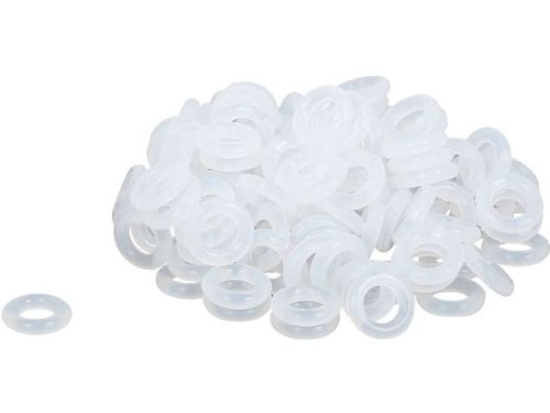 Rosewill Rubber O-Ring Sound Dampeners for Cherry MX Key Switch,135-Pieces (RO-100T)