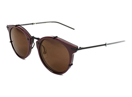 Christian Dior 0196/S Sunglasses Opal Burgundy Clack / - Dior Homme Christian Sunglasses
