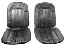 Chevelle Bucket Seat Covers (1971-72 Chevelle Seat Covers Bucket 4 pcs.)