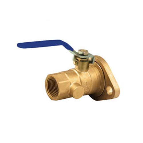 Legend Valve 101-276 Forged Brass Isolation Ball Valve Without Purge 4.7x5.1x7.3 4.7x5.1x7.3