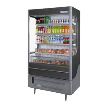 Beverage Air VM15-1-G Vuemax Series Open-Air Merchandiser
