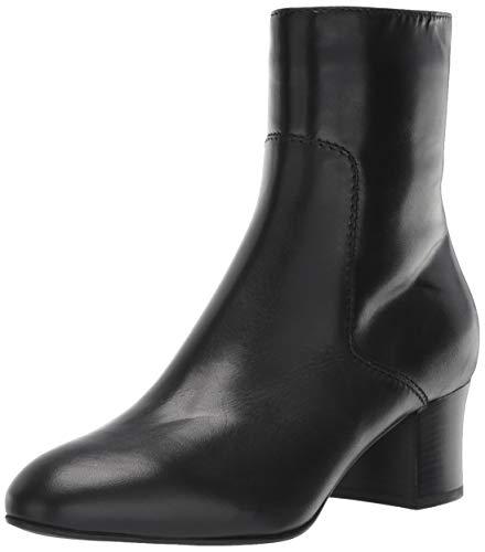 Aquatalia Women's Findlay Calf Ankle Boot Black 7.5 M US