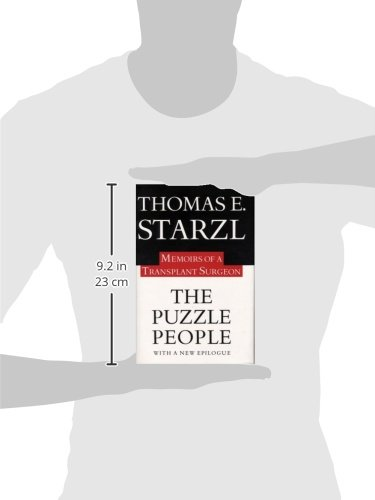 The Puzzle People: Memoirs Of A Transplant Surgeon - medicalbooks.filipinodoctors.org