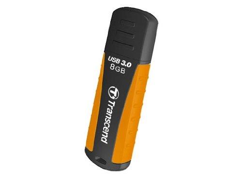 - Transcend 8GB JetFlash 810 USB 3.0 Flash Drive (TS8GJF810)