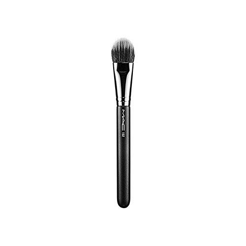 Small Brush Face Duo Fibre (Mac 132 Duo Fibre Foundation Brush)