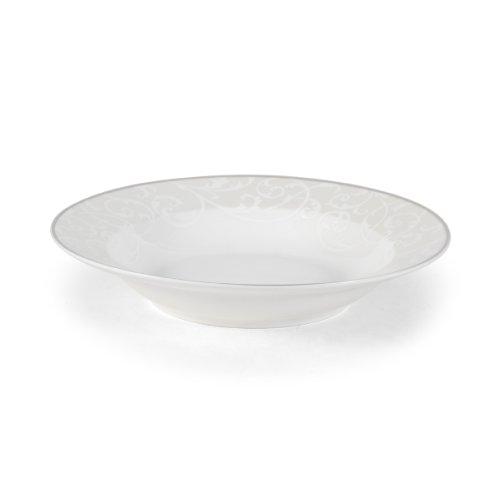 (Mikasa Parchment Modern Rim Soup Bowl, 8.5-Inch)