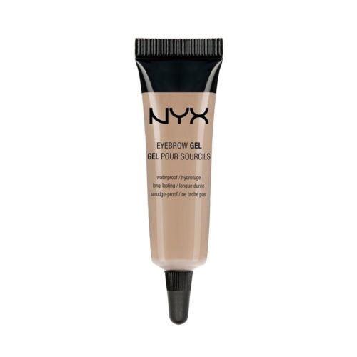 NYX Waterproof Eyebrow Gel - BLONDE, EBG01