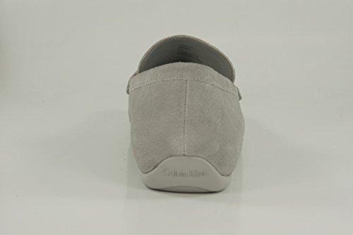 Calvin Klein Saint Suede (Stone) Mokassins O10761