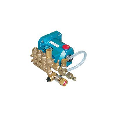 CAT Pumps Pressure Washer Pump - 2750 PSI, 2.5 GPM, Direct Drive, Gas, Model# 4DNX25GSI by CAT Pumps