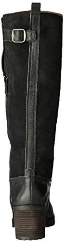Lucky Black Women's Motorcycle Boot Nogales UYrwpqU