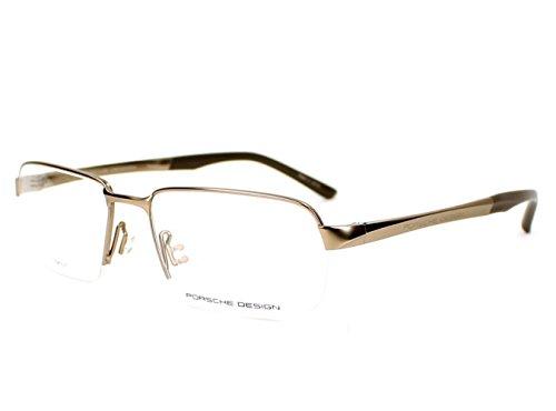 Porsche Design P8213 A Titanium Eyeglasses Frame Bronze 55