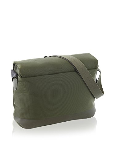 "Nava Design Borsa Portalaptop 15.6"" Dot_Com Verde Militare"