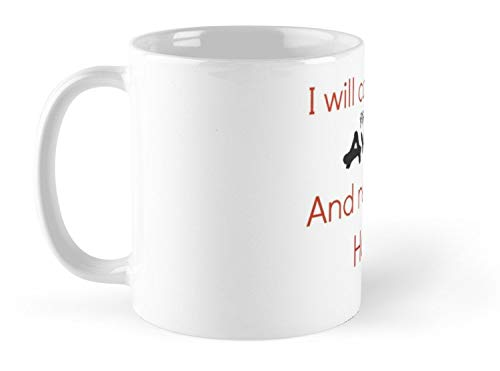 I Will Capture The Avatar 11oz Mug - Made from Ceramic - Great gift for family and friends