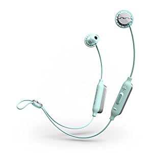 SOL REPUBLIC, SOL-EP1170 Relays Sport Wireless Bluetooth Headphones  - Long Battery Life, Noise isolation and Premium Sound, Mint.