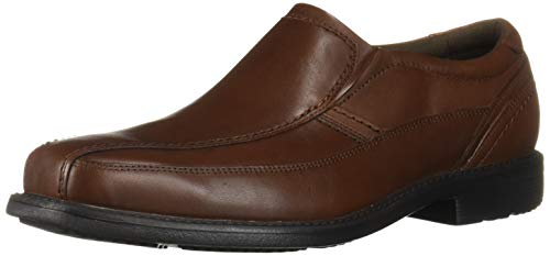 Rockport Men's Style Leader 2 Bike Slip-On Loafer,Tan, 8.5 W US