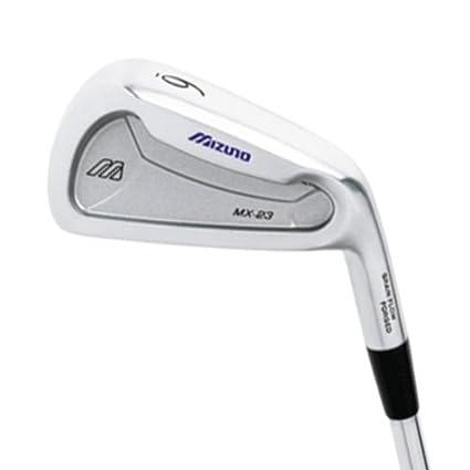 Amazon.com: Mizuno MX 23 Iron Set 4-PW Stock Steel Shaft ...