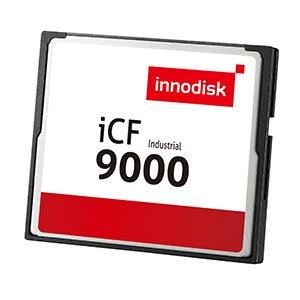 INNODISK DC1M-02GD71AW1QB iCF9000 Industrial CF Flash Card with Toshiba, Industrial, W/T Grade, -40~85°C, 02GB iCF9000 SLC