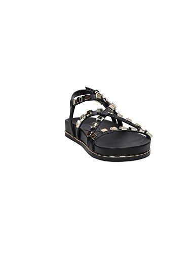 lea03 nero Clareta2 Guess Sandalo Flcl22 Black ItYPwxH