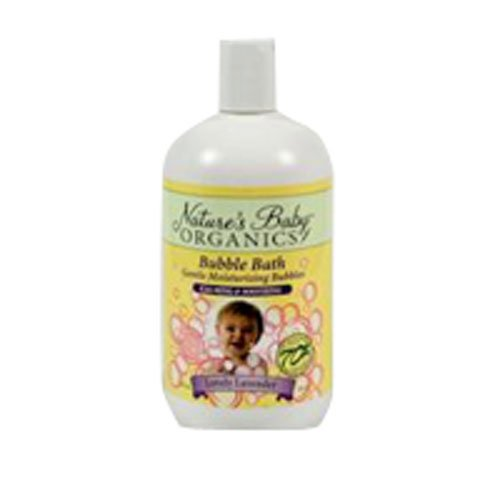 Nature'S Baby Organics Bubble Bath Lovely Lavndr 12 Oz 1 Ea