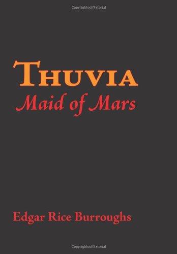 Thuvia, Maid of Mars pdf