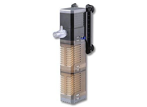 SunSun CHJ-502 ECO Aquariumpumpe mit Filterschwamm 500l/h nur 6W
