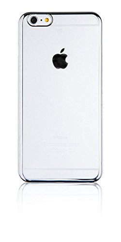 Spada 021010Electro style Coque de protection pour Apple iPhone 6/6S Argent
