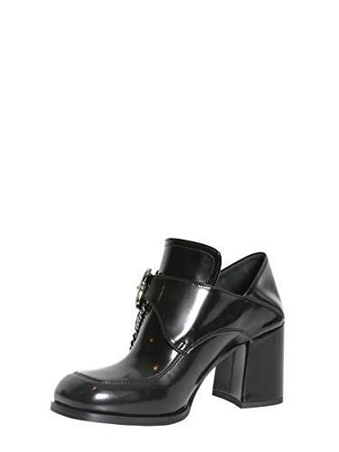 Schwarz Stiefeletten MCQ Leder by Damen McQueen 481297R24931000 Alexander wfX0R