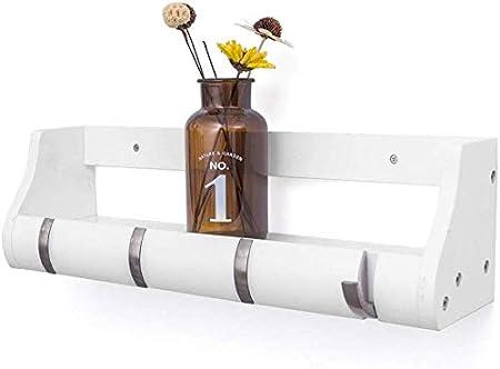 Moderno Armadio A Muro Ingresso.Yxzq Appendiabiti Fissato Al Muro Con Contenitore Gancio Moderno