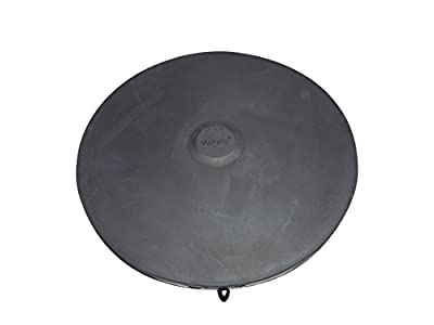 "Matala 12"" Round Rubber Air Diffuser-pond/lake aerator supplies-replacement disc"