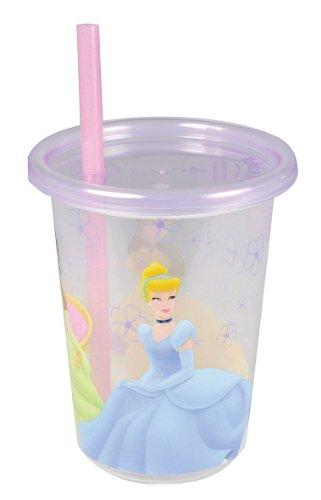 The First Years 3 Pack Disney Princess Take and Toss Straw Cup, Baby & Kids Zone