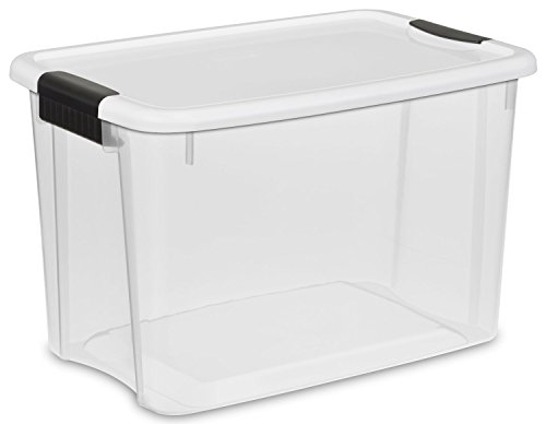 plastic bins for clothes - 3
