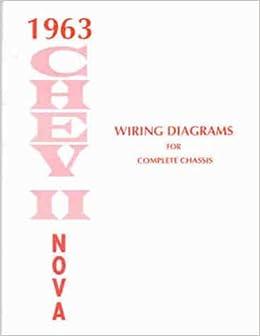 Magnificent 1963 Chevy Ii Nova Wiring Diagram Manual Reprint Chevrolet Wiring Digital Resources Funapmognl