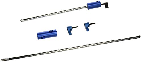 Series Digital Hot Plate Stirrers - Benchmark Scientific H3760-CS Hotplate and Stirrer Clamp Set with Support Rod