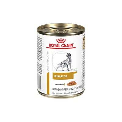 Royal Canin Veterinary Diet Urinary SO Thin Slices in Gravy Canned Dog Food 12/12.5 oz