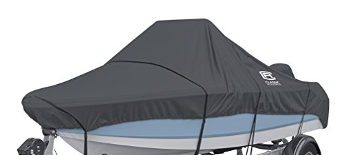 Classic Accessories StormPro Heavy-Duty Center Console Boat Cover, 22-24 Long, Up to 116 W