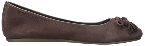 9 crocs Balletto pelle US donna 5 decorata espresso Lina in scamosciata M w8w4Cfq