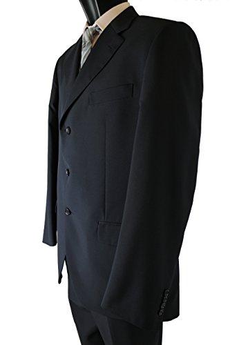 GIANLUCA GENTILI abito uomo size 46 blu poliestere AN933
